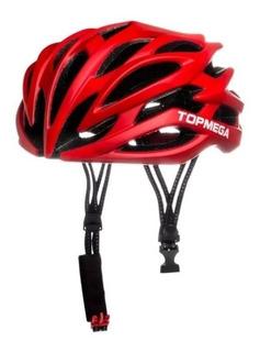 Casco Bicicleta Roller Mtb Con Regulacion Y 26 Ventilaciones
