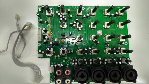 Placa Caixa Som Novik Evo 410 Ak410m-pre-v1.0