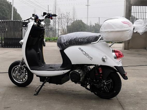 Moto Scooter Híbrida Elétrica Magiaitaliane 0km Não Emplacad