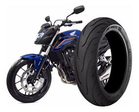 Pneu Moto Xj6/hornet/ninja Tras-160/60-17 S/camara Technic