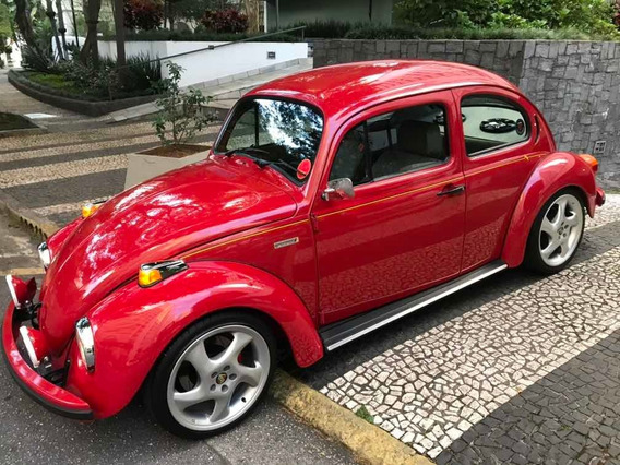 Volkswagen Fusca German Look 1994 1600 Gasolina