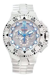 Reloj Invicta Hombre 17840 Jason Taylor Acero Sumergible 200