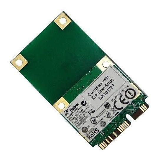 Placa Wireless Ralink Para Notebook Rt3090 Nova Com Nfe