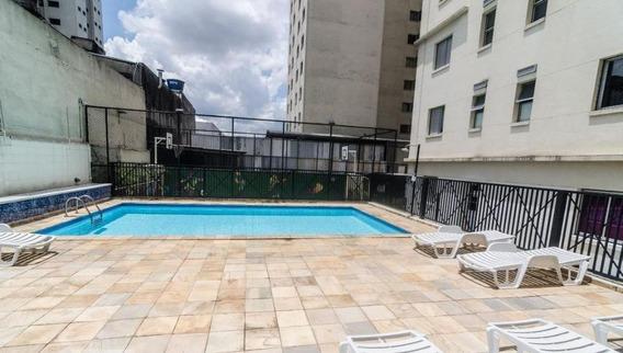 Apartamento Em Mooca, São Paulo/sp De 60m² 1 Quartos À Venda Por R$ 420.000,00 - Ap298669