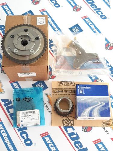 Kit Cadena Tiempo Silverado C3500 Hd 6.0 Todos -5.3 2010-17