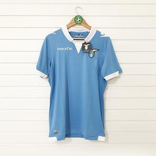 Camisa Lazio Home (2014-15) Jogador - @timesdomundofc