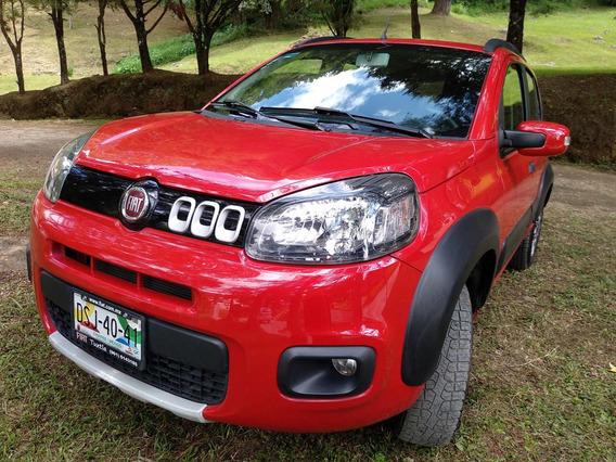 Fiat One Wey 2016, Motor 1.4