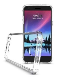 Capa Capinha Anti Impacto Transparente LG K10 Power Lgm320tv