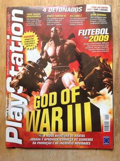 Revista Playstation N° 122 Frete Para Todo O Brasil 8,00