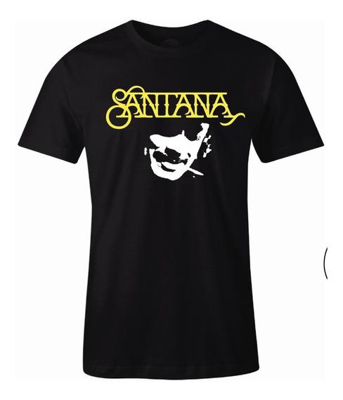 Playera Carlos Santana Para Niño, Dama O Caballero