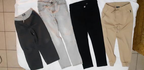 Pantalones Niño Tallas 6 Y 8