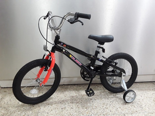 Bicicleta Infantil Olmo Cosmo Nautas Rodado R16 Nuevas Varon