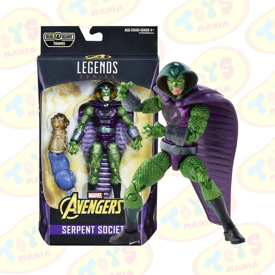 Marvel Legends Serpent Society - Infinity War - Baf Thanos