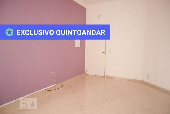 Apartamento Térreo Com 1 Dormitório E 1 Garagem - Id: 892990867 - 290867