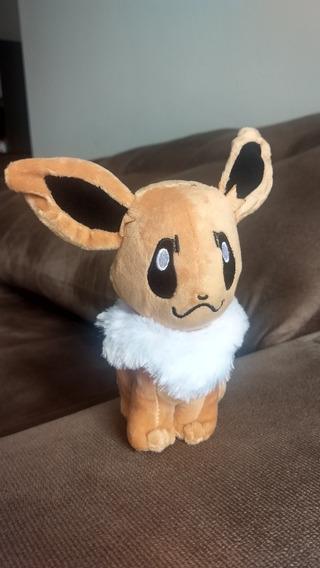Pelúcia Pokémon - Eevee 14cm