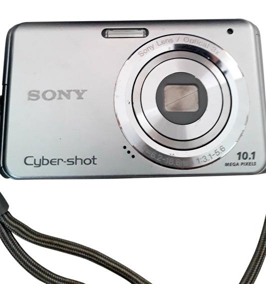 Camera Digital Sony Cybershot Dsc-w180 / 10.1 / Zoom 3 X