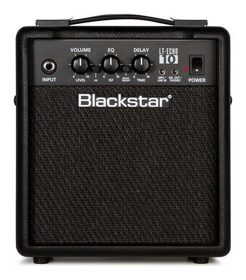 Amplificador Guitarra Blackstar Lt-echo 10 - 10w Rms Preto
