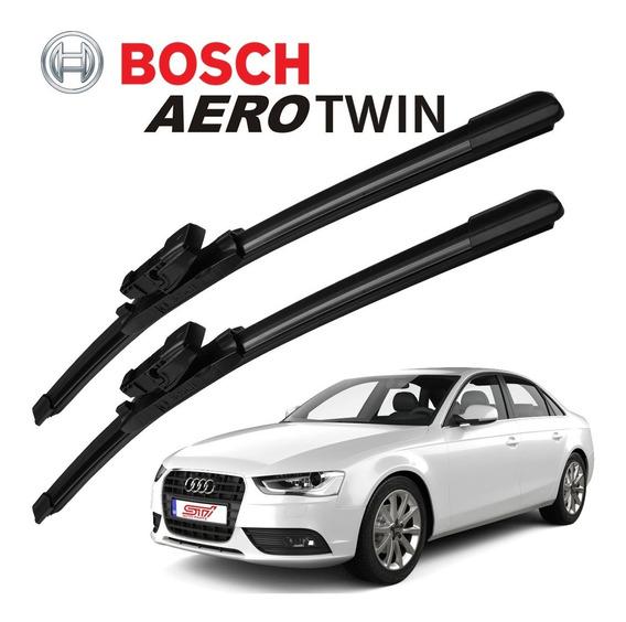 Palheta Limpador Parabrisa Bosch Aerotwin Audi A4 2018