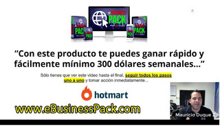 E Business Pack