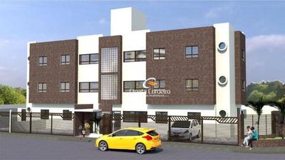 Apartamento Com 3 Dormitórios À Venda, 62 M² Por R$ 180.000 - Jardim Cidade Universitária - João Pessoa/pb - Ap2389