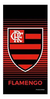 Toalha De Banho - Flamengo - Veludo