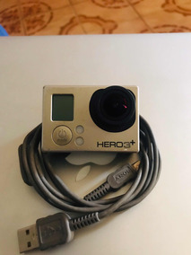 Câmera Digital Gopro Hero+3 Cinza