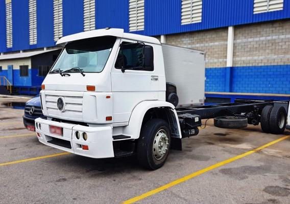 Vw 17 220 Cummins C - Chassis Longo - Toco - Caminhão