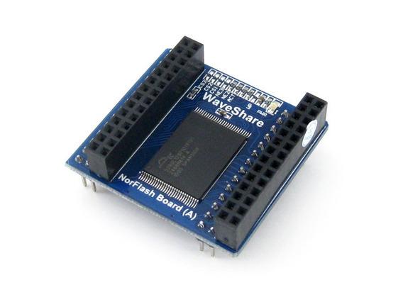 Memória Nor Flash S29gl128p 16mbytes P/ Microcontrolador