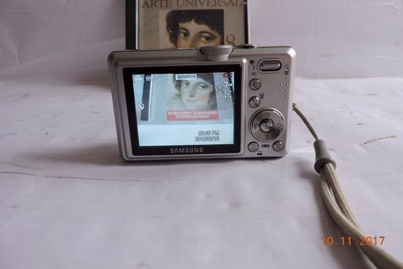 Camera Samsung L730 Funcionando Esta Sem A Bateria