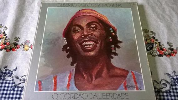 Caixa (box) Vinil Gilberto Passos Gil Moreira ( 4 Lp