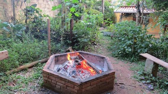 Paraiso Agroflorestal Com Casa Residencial À Venda, Esplanada Do Carmo, Jarinu. - Ca0202