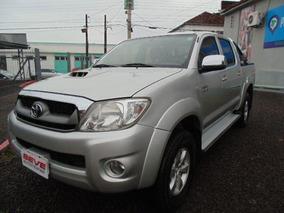 Sucata Toyota Hilux 3.0 4x4 Srv 2011 P/venda De Peças Usadas
