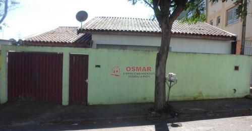 Casa Residencial À Venda, Vila Valle, Sumaré. - Ca0537