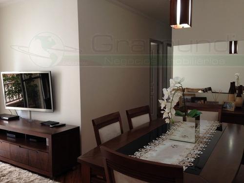 Apartamento Para Venda, 3 Dormitório(s), 69.0m² - 3924