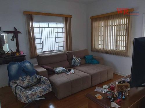 Casa À Venda, 208 M² Por R$ 1.200.000,00 - Rudge Ramos - São Bernardo Do Campo/sp - Ca0417