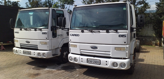 Ford Cargo 815 No Chassis