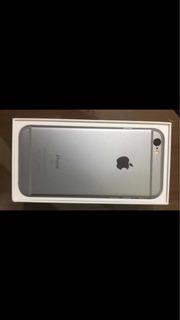 iPhone 6s 64gb Cinza Espacial.