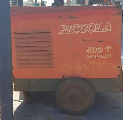 Maquina De Solda Bambozzi Piccola 405 Dc - 2707