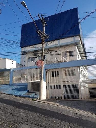 Prédio Comercial Para Venda E Locação, Penha, São Paulo - Af17331