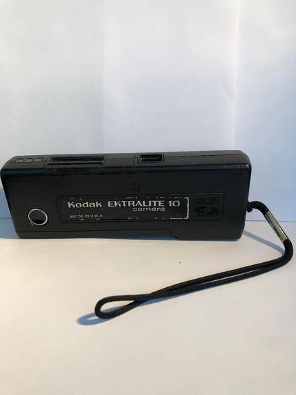 Máquina Fotográfica Antiga Kodak Ektralite 10