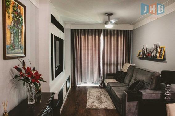 Apartamento Com 3 Dormitórios À Venda, 104 M² Por R$ 700.000 - Urbanova - São José Dos Campos/sp - Ap1974