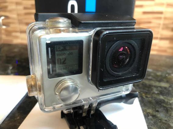 Câmera Go Pro Hero 4 Silver Funcionando 100%