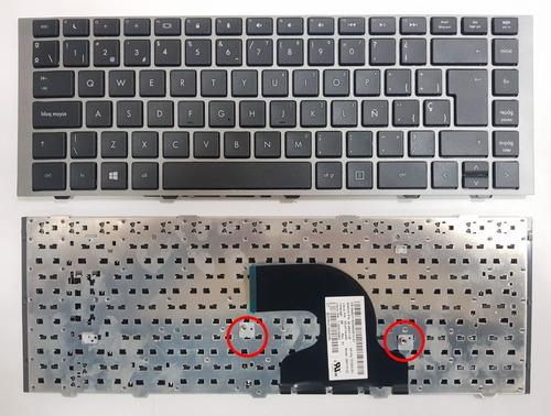 Imagen 1 de 9 de Teclado Laptop Hp Toshiba Acer Dell Sony Lenovo
