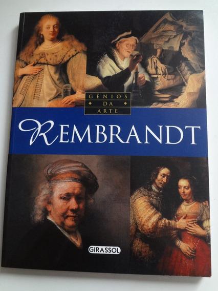 Livro Gênios Da Arte Rembrandt