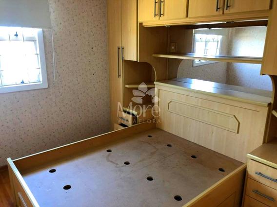 Venda De Casa Modelo Isabela Com 2 Quartos, Imóvel Com Planejados, Em Condomínio No Villa Flora Em Sumaré Sp - Ca00864 - 68189022