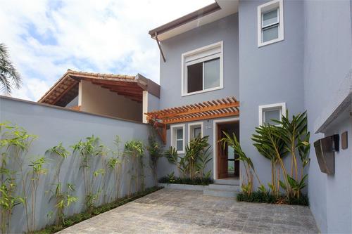 Imagem 1 de 30 de Casa De Vila Com 2 Suítes, 2 Vagas - Reo534257