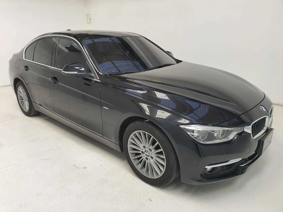 Bmw 320 Luxury Line 2.0 Aut 2017 Jdq245