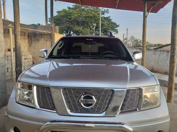 Nissan Frontier 2.5 Le Cab. Dupla 4x4 4p 2010