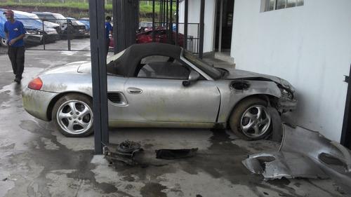 Imagem 1 de 2 de Porsche Boxster 2000 Sucata Para Venda De Peças