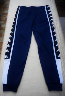 Pantalon Pans Deportivo Marca Kappa Vintage Talla Xl